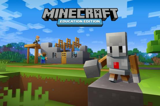 Välkomna Till Att Utforska Möjligheterna Med Minecraft: EE Tillsammans Med Microsoft Och Haldor